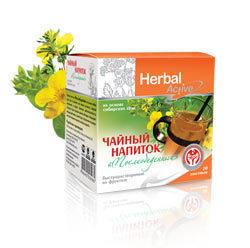"""Чайный напиток  """"Послеобеденный """" на основе сибирских трав и зеленого чая..."""
